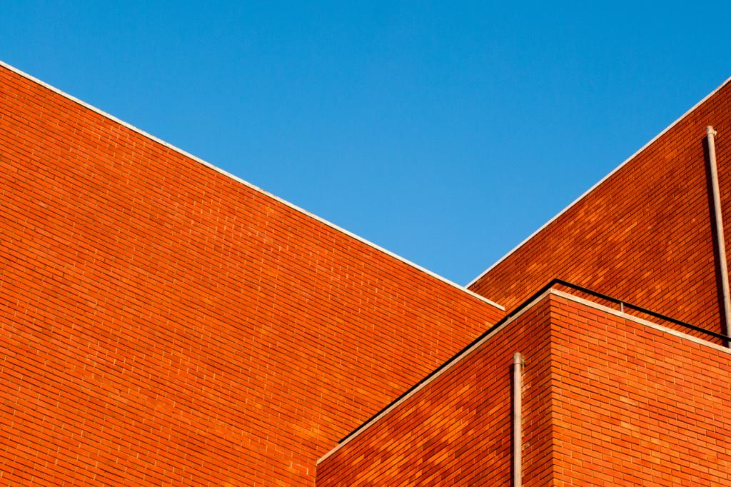 Sustainable brick homes
