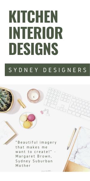 interior design for sydney kitchens